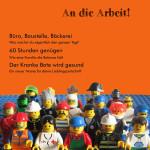 Korrekte Bande (1/2017), Magazin A4