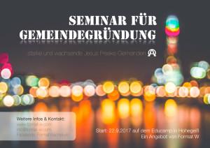 Seminar für Gemeindegründung