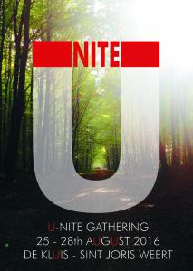 U-Nite Teaser Flyer recto