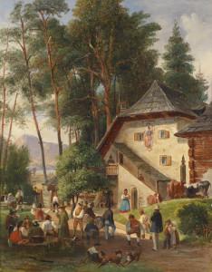 Dorffest_1865