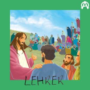 Jesus war in erster Linie erst mal Lehrer, ein Rabbi. Ein Lehrer? Seine Lehrmethoden waren mehr als ungewöhnlich. In erster Linie begegnete er Menschen und zeigte, was gutes Leben eigentlich ist.